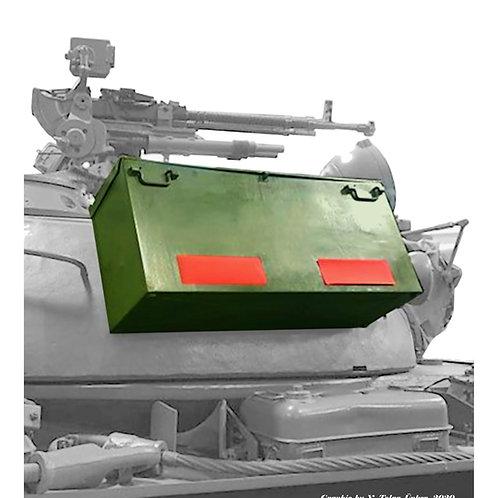 T-55 tank crew diving equipment box