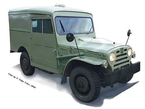ZASTAVA AR-55/V COMMUNICATION CAR