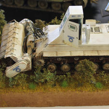 MH-05 (APC M-60P modification), 1/35 scale, Made by Predrag Hluchy