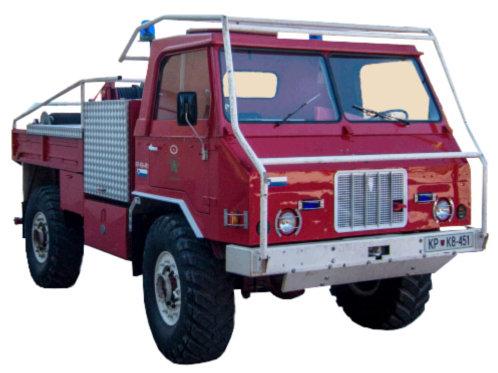 TAM 110 Fire-truck