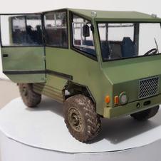 TAM 110 A5, 1/35 scale, made by Danijel Vitez