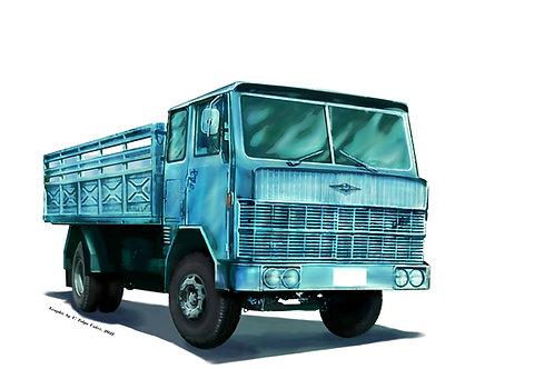 FAP 1516 BD truck w/canvas