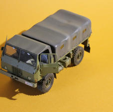 TAM 110, 1/35 scale, made by Predrag Hluchy