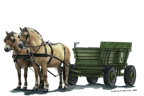 Yugoslav military Carriage »PREPOROD«