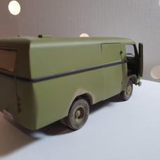 TAM 2001 C Van, 1/35 scale, made by Danijel Vitez