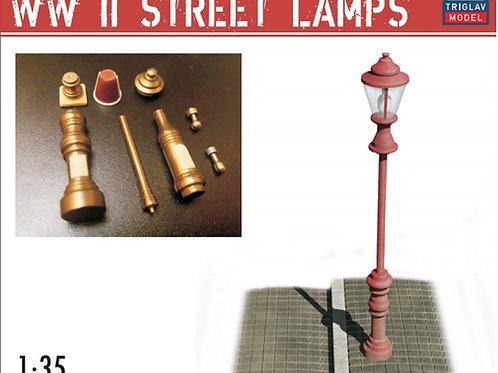 WW 2 Street Lamps