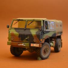 TAM 110, 1/35 scale, made by Aleksandar Mladenovic
