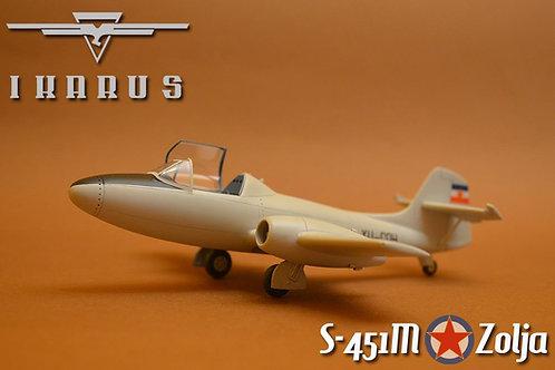 "Ikarus S-451 M ""Zolja"""
