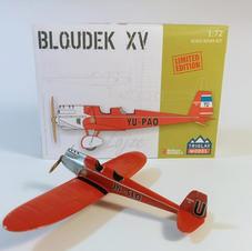 "Bloudek VX ""Lojze"", 1/72 scale, made by Uros Kovac"