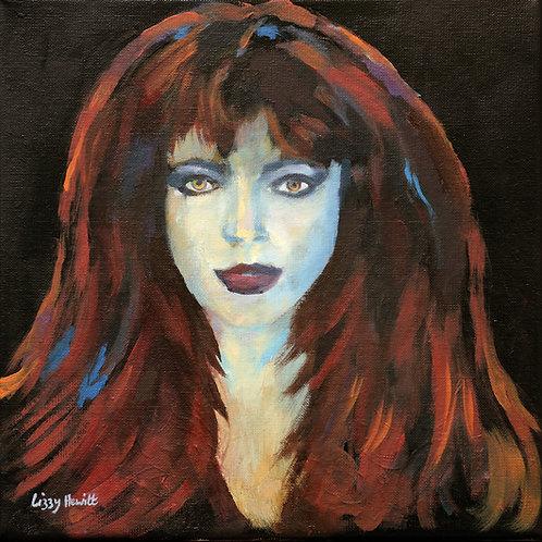 Kate Bush Portrait