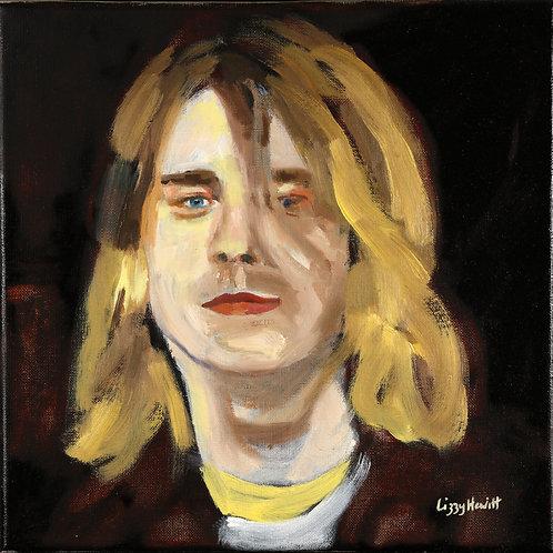 Kurt Portrait (Tribute to Kurt Cobain)