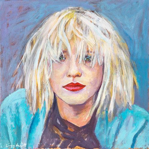 Courtney Love Portrait