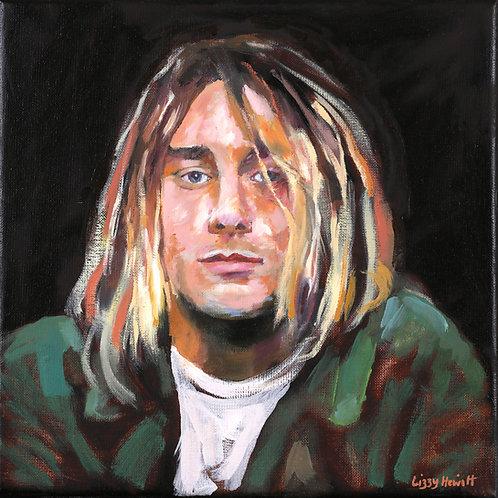 Kurt II Portrait