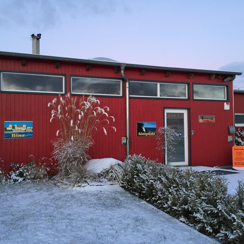 Wohnmobilstellplatz Bergen