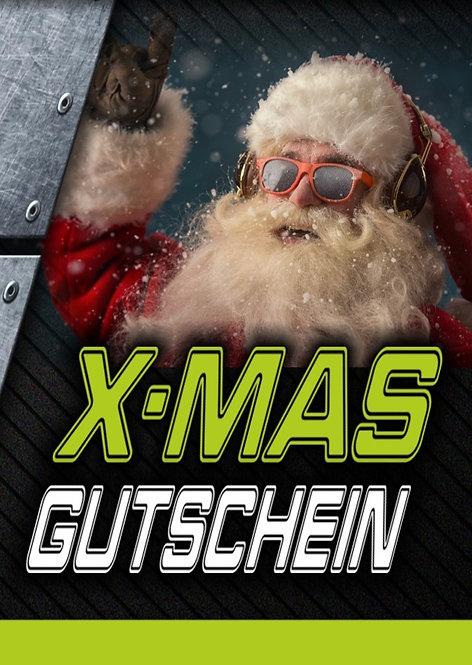 Gutschein Weihnachten 50,- €