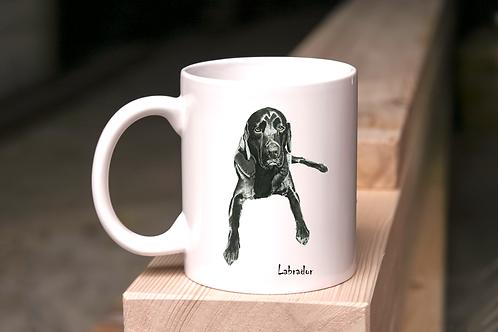 Labrador - Evening Repose - Mug