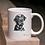 Thumbnail: Black Labrador - Mug