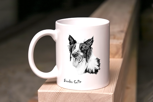 Border Collie - Mug