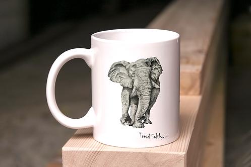 Tread Softly - Mug