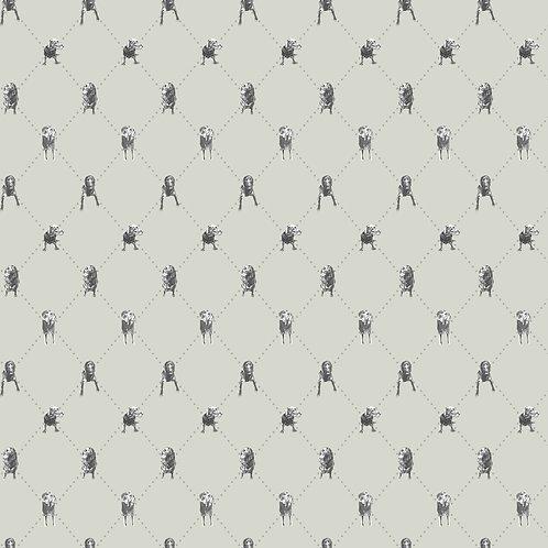 Labrador Diamonds - Premium Wallpaper - Putting Green