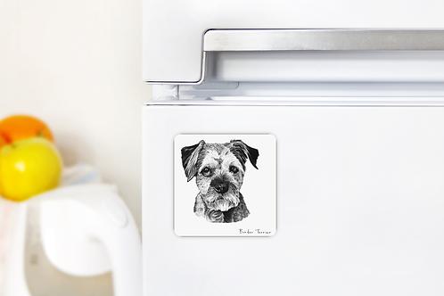 Border Terrier - Magnet