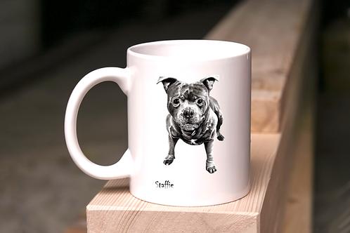 Staffie - Mug