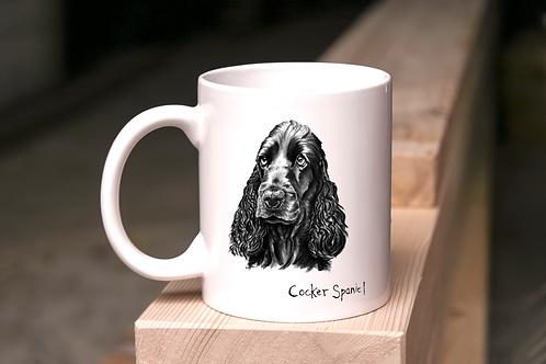 Cocker Spaniel - Mug