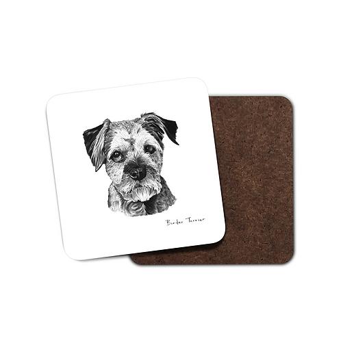 Border Terrier - Coaster
