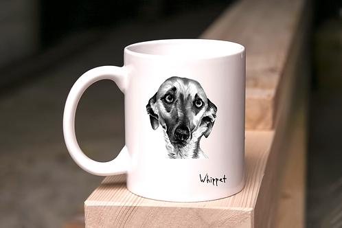 Whippet - Mug
