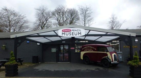 The Derwent Pencil Museum, Keswick