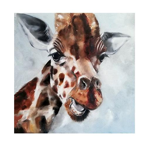 Giraffe - Original