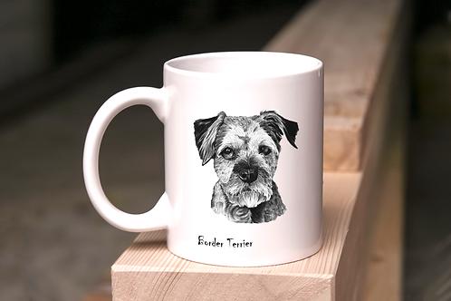 Border Terrier - Mug