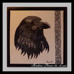 Kangi (grand corbeau)
