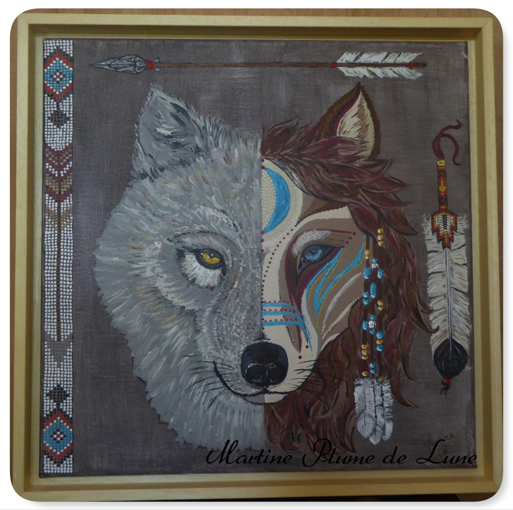 Frère Loup / La louve