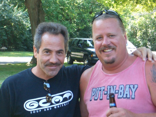 Rob and the Soup Nazi