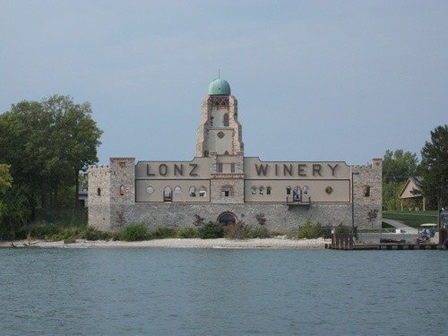 Lonz Winery Middle Bass