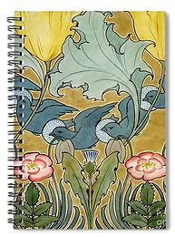 BIRDS IN FLIGHT notebook