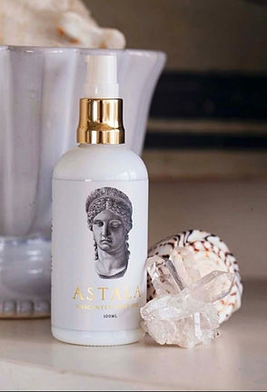 ASTALA UNSCENTED BODY OIL