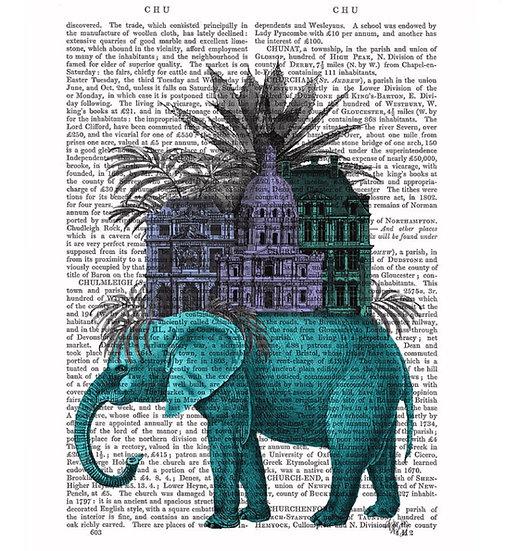 Ernest Elephant