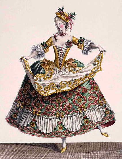 Costume for a Gentle Peasant Woman