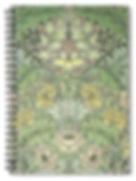 Carnation Notebook