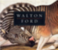 WALTON FROD: TIGERS OF WRATH, HORSES OF INSTRUCTION