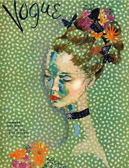 Vogue, July 1935 - Cecil Beaton