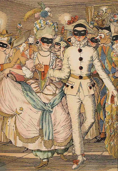 The Masked Ball - Konstantin Andreevic Somov