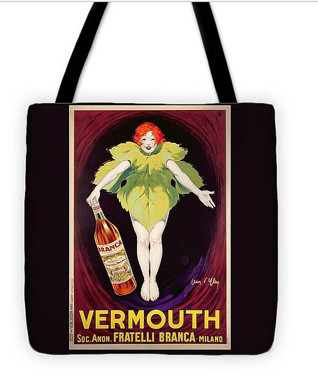 LIVELY LADY Tote Bag