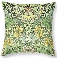 Carnation cushion