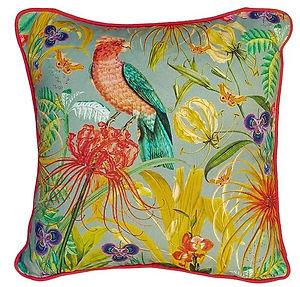 RIO - GREEN cushion