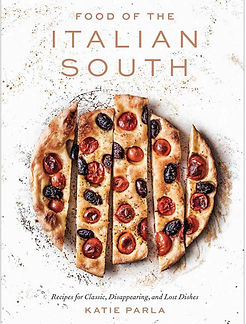 Food of the Italian South- Recipes for Classic, Disappearing, and Lost Dishes- A Cookbook.