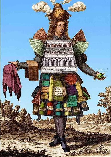 The Perfumists Costume - Nicolas de Larmessin