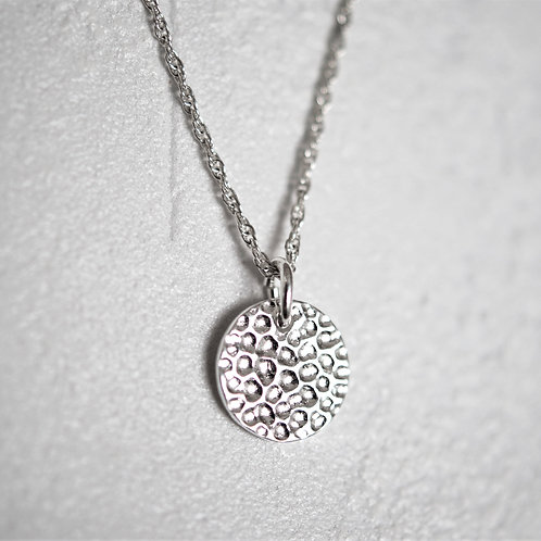 Kette rustic coin